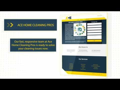 (2) Home Cleaning Services - YouTube