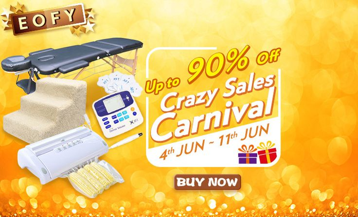 Crazy End Of Financial Year Sales, save up to 90%.
