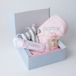 10 best fabulous printed gift boxes images on pinterest gift premium personalized baby gifts baby hampers embroidered with babys name and delivered to home or hospital in singapore negle Image collections