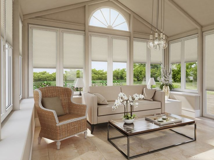 Get a taste of the high life without the high price with a Hamptons style conservatory makeover #TheHamptons