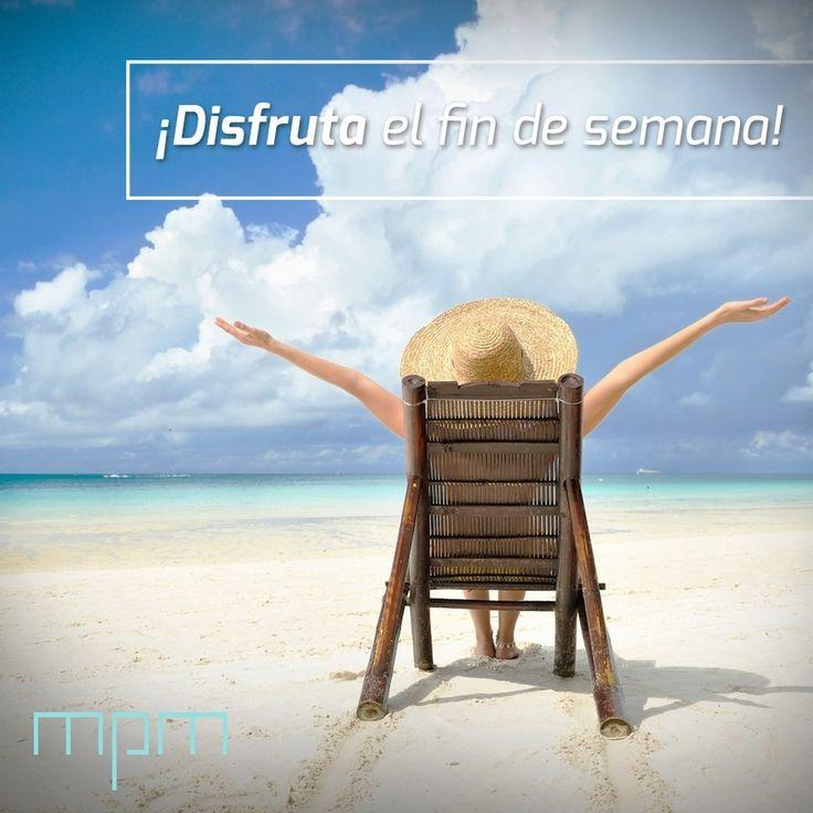 ¡Por fin VIERNES! #mpm #design #friday #happiness