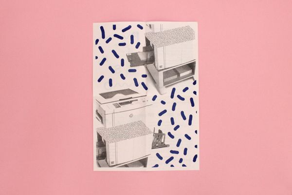 ABOUT RISOGRAPH on Behance