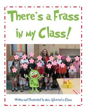 Dr Seuss Class Book Preschool Printable and Preschool Lesson Plan