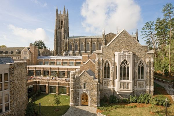 Graduate Degree From Duke University