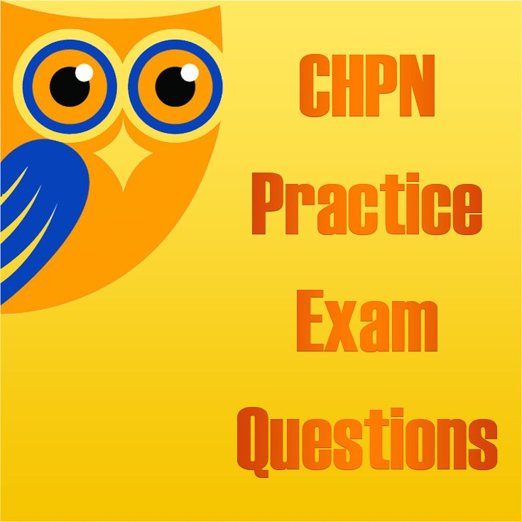 Certified Hospice and Palliative Nurse Test - Exampedia