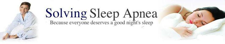 Solving Sleep Apnea