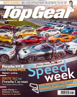 Proefabonnement: 3x Topgear Magazine € 11,-: Het autoblad Top Gear Magazine heeft elke maand meer dan 240 pagina's met autonieuws, duurtests, lifestyle en auto gerelateerde gadgets