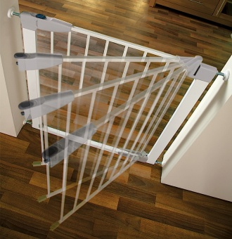 63 Best Stairway Gate Images On Pinterest Pet Gate Baby