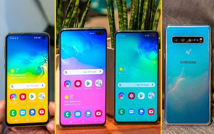 Samsung Galaxy S10 Hands On Review In 2020 Samsung Galaxy Phones Samsung Samsung Galaxy