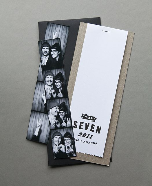 Engagement card?   Wedding card?  Could be anything...