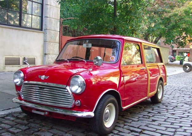 Morris Minor Mini Wagon