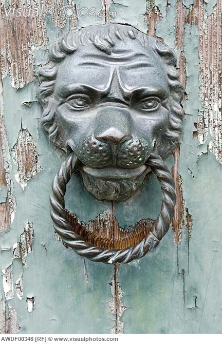 Lion head door knocker in Venice, Italy - 35 Best Knock Knock... Antique Door Knockers Images On Pinterest