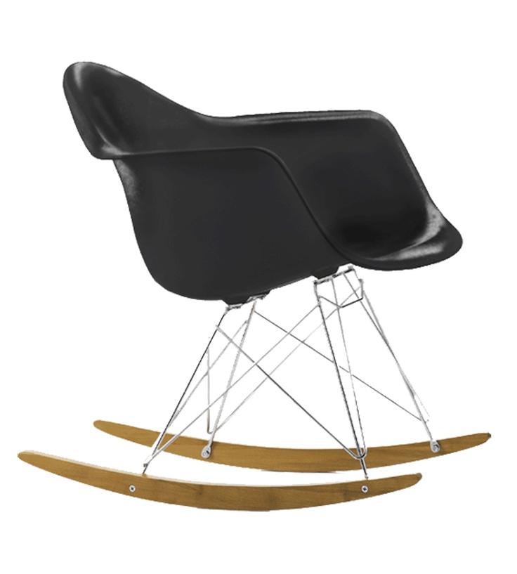 Les 61 meilleures images propos de canape et chaise for Eames fauteuil bascule