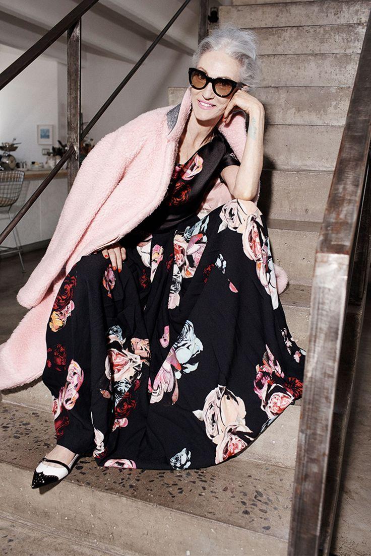 """26 IS OLD IN FASHION"" -LINDA RODIN http://www.vogue.co.uk/news/2014/08/26/stylist-linda-rodin-stylish-any-age-matches-fashion-magazine"