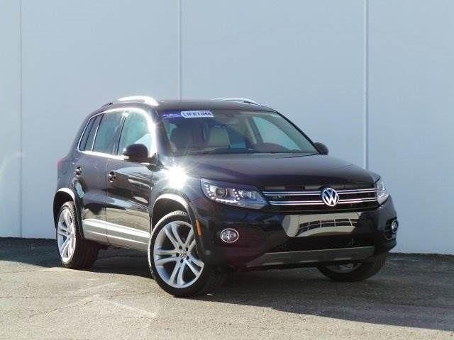 2016 Volkswagen Tiguan SEL 4 Motion