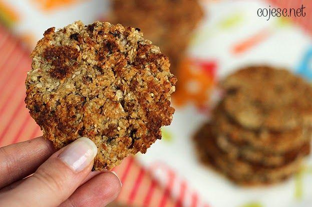 Zdrowe Odżywianie: Dietetyczne Przepisy: Ciasteczka bez cukru, masła i glutenu