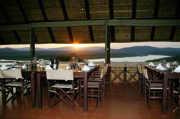 Nkwazi Lake Lodge
