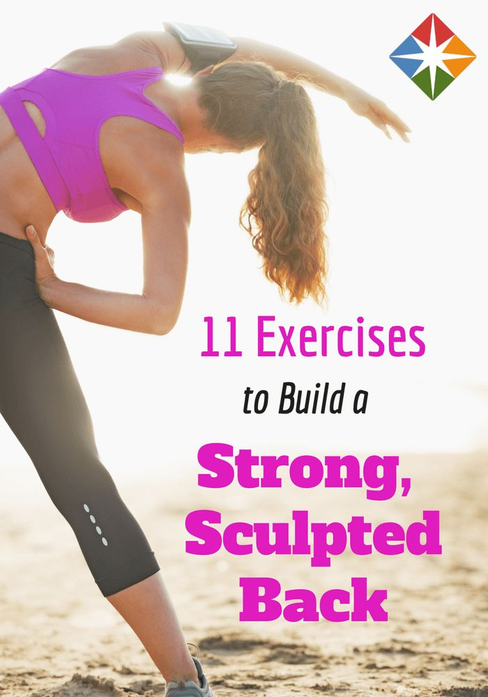 Bye-Bye, Back Fat: 11 Exercises to Improve Your Rear View