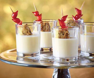 Creamy Arla Dofino Havarti 'Shooters' #appetizer #recipe