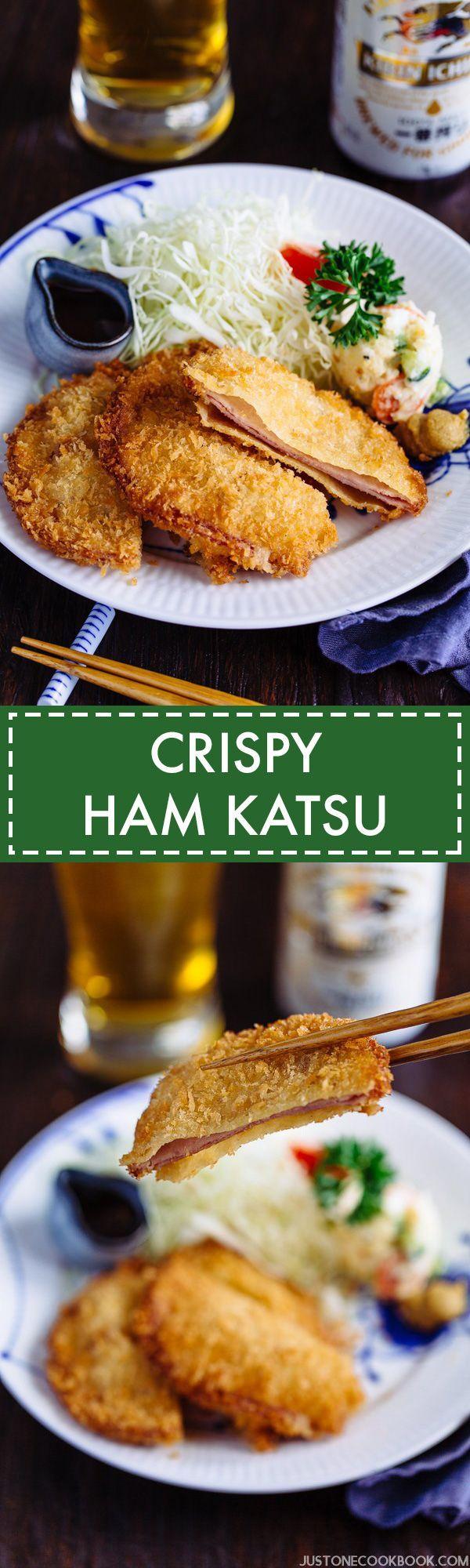 Best 25 easy japanese recipes ideas on pinterest japanese ham katsu easy japanese recipeskorean food forumfinder Gallery