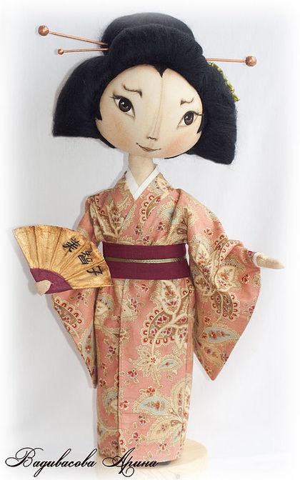 - handmade Michiko.