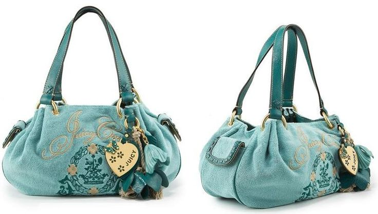 Fun and Trendy Juicy Couture Flower Baby Fluffy Bag on http://www.geekpurses.hk