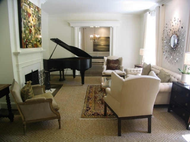 501 best rooms with grand pianos images on pinterest for Piano for small space