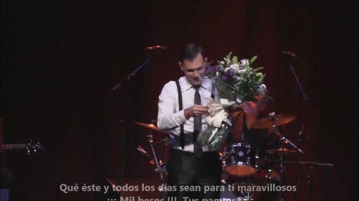 26 DE AGOSTO ... El día más importante del año para tod@s nosotr@s porque hoy es el Día de Cumpleaños de nuestro querido Paco Quintana.  Por ti somos, existimos, ... eres nuestra razón de ser por eso queremos desearte que especialmente hoy y todo este año sea para ti ¡¡¡ MARAVILLOSO !!! ¡¡¡ FELIZ CUMPLEAÑOS PACO !!! ¡¡¡ Te queremos !!! ¡¡¡ Mil besos, mil gracias por todo, mil gracias por tanto !!! 😘😘😘😘🎂🎂🎂🎂😘😘😘😘