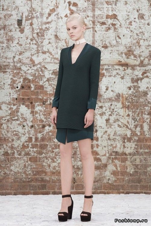 Camilla and Marc pre-fall 2016