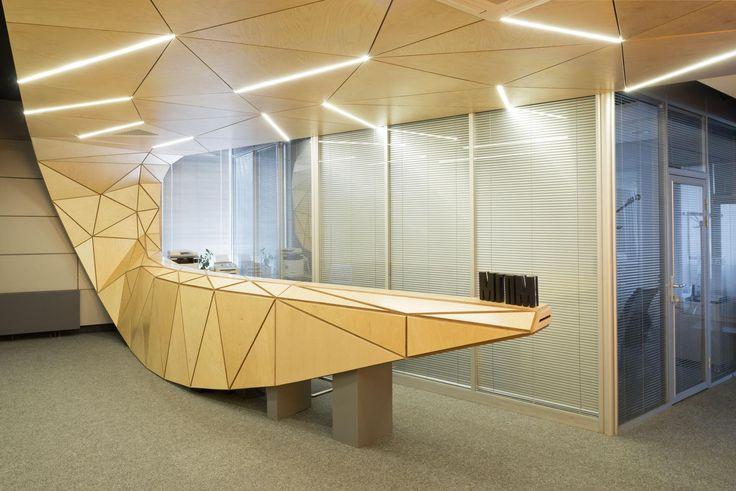 Totan Kuzembaev Architectural Workshop Project Mgpm Front Desk Image