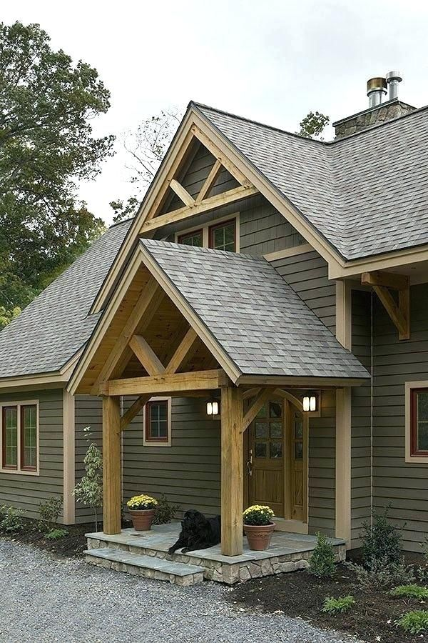 Cabin Exterior Paint Colors Best Rustic Cottage Country ...
