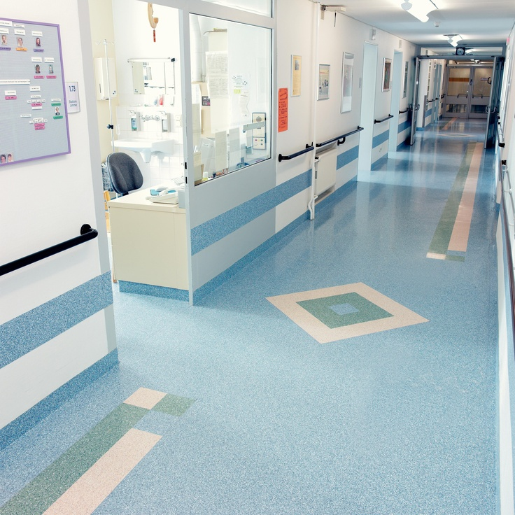 Tougher than ever before, the Mipolam Esprit vinyl floor covering is ideal for coping with heavy traffic in busy public areas