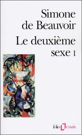 Le Deuxième Sexe de Simone de Beauvoir tome I, 10 € à la Fnac