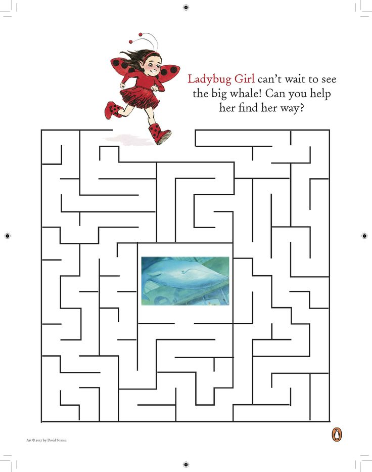 Play along with Ladybug Girl and her Grandpa on their big day out together with these fun activities!