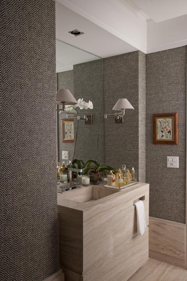 Apartamento Itaim Galeria De Imagens Galeria Da Arquitetura Bathroom Pinterest Lavabos