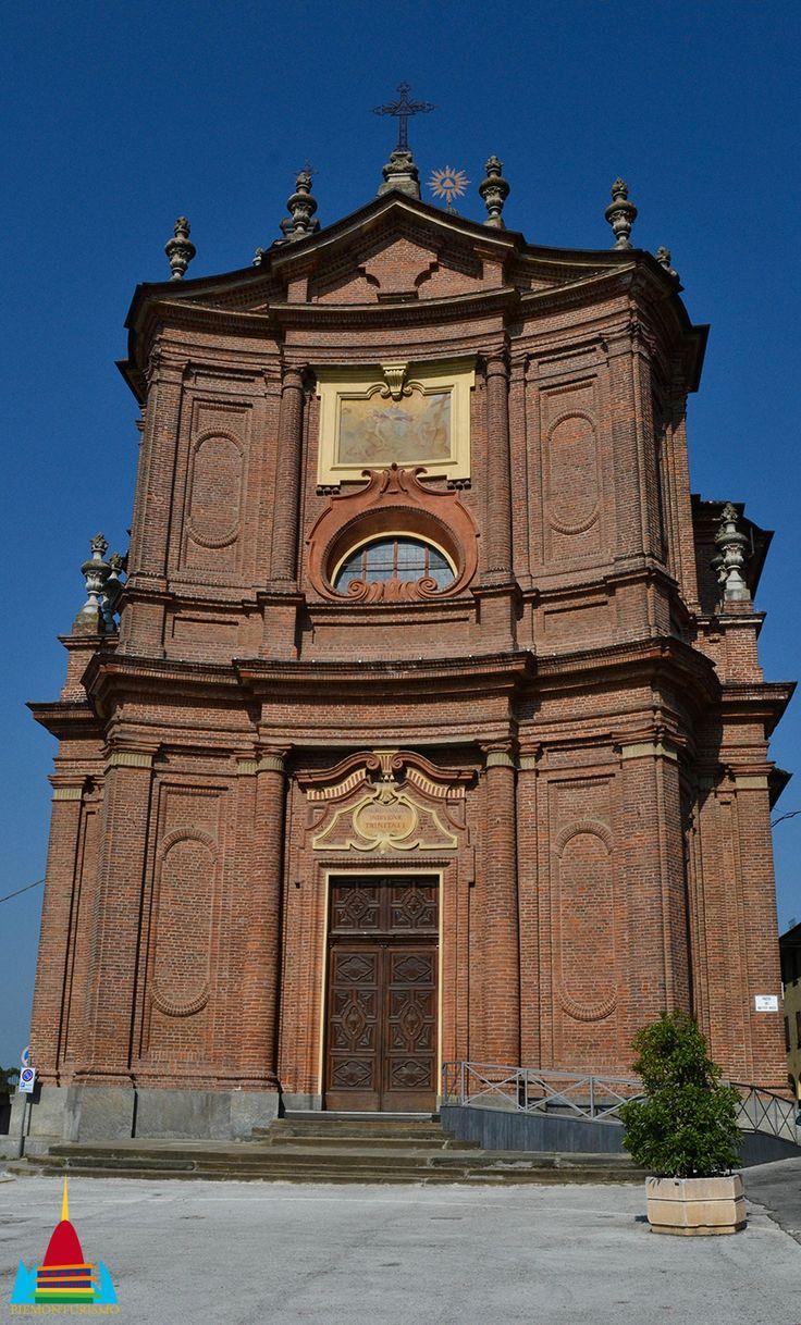 Fossano - La Chiesa della Santissima Trinità