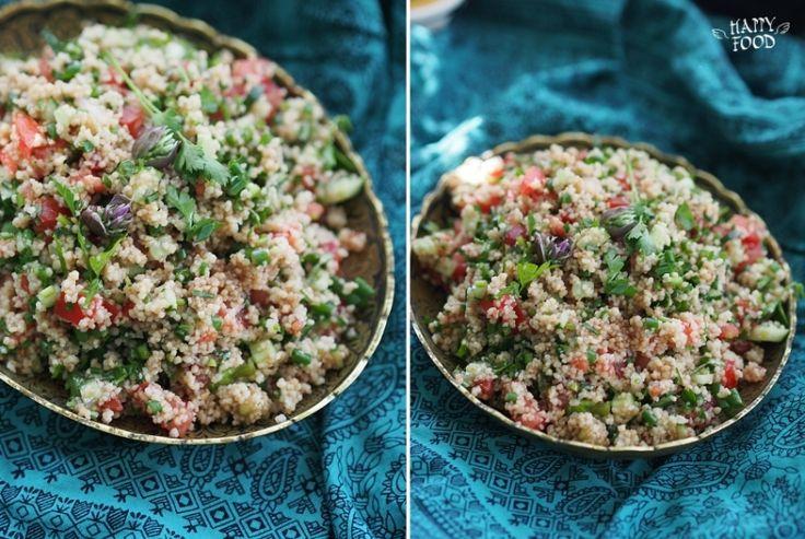HAPPYFOOD - Табуле (восточный салат с кускусом/булгуром)