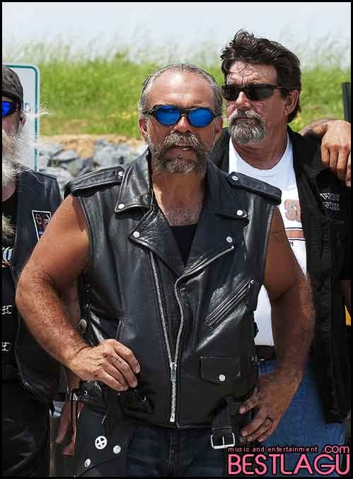 The real Machine Gun Preacher, Sam Childers HARDCORE