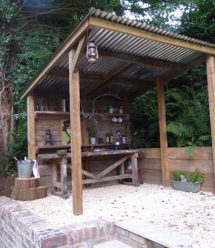1001 Idees Jardin Couvert Amenagement Jardin Patios Exterieurs