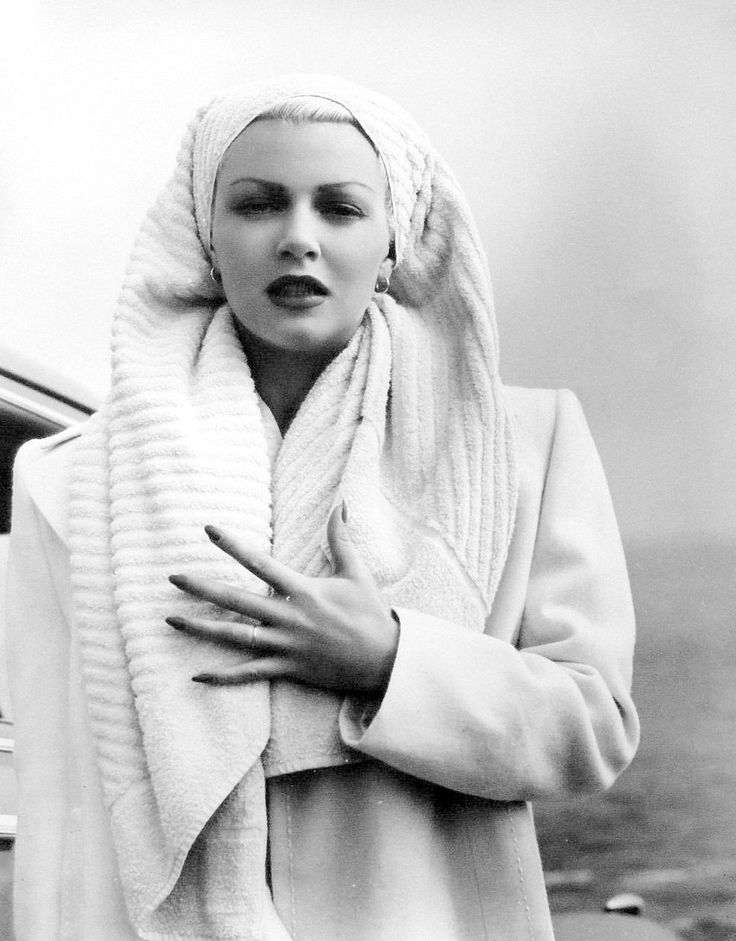 Lana Turner photographed on the set of The Postman Always Rings Twice, 1946 Turner would have been the first to acknowledge her limits as an actress, but she gave powerful performances in Postman, The Bad and the Beautiful and Imitation of Life. For...