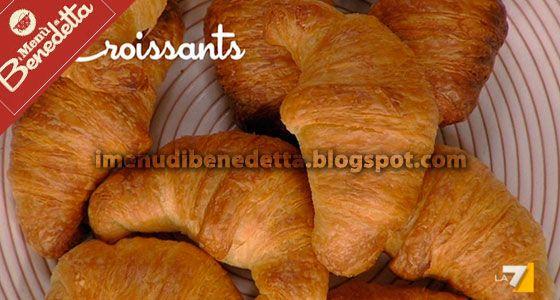 I Menu di Benedetta | Molto Bene: Croissant