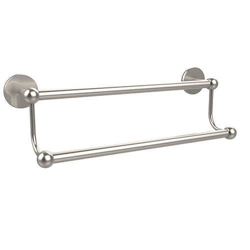 Picture Collection Website Prestige Skyline Satin Nickel Inch Double Towel Bar