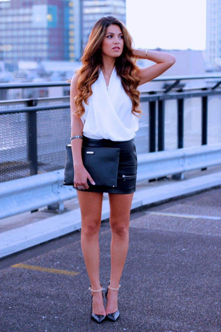 Friday Night Party Look | Negin Mirsalehi