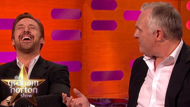 Ryan Gosling Can't Cope With Greg Davies' Ridiculous Story - The Graham ...