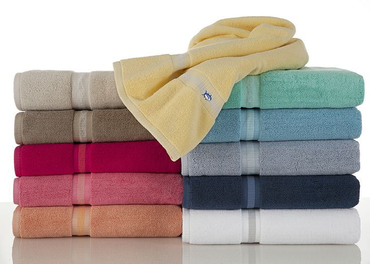 The Ultimate Terry Towel by Southern Tide