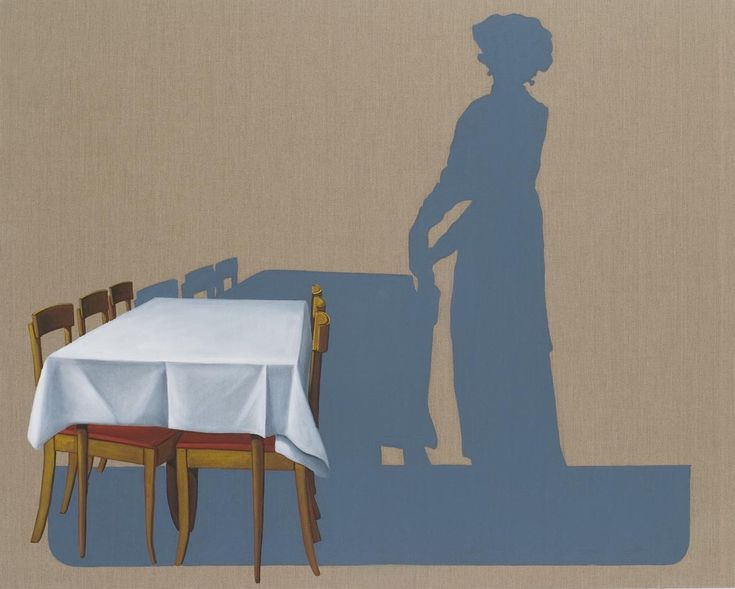 The Rest of Nothing, 2006 by Hannu Palosuo. Oil on canvas, 120 x 150 cm. Price 7200€. Inquiries: sari.seitovirta@seitsemanvirtaa.com / GALERIE SEITSEMÄN VIRTAA