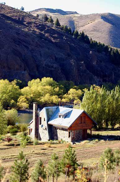 Fotos de Aluminé: Cabaña a orillas del Aluminé