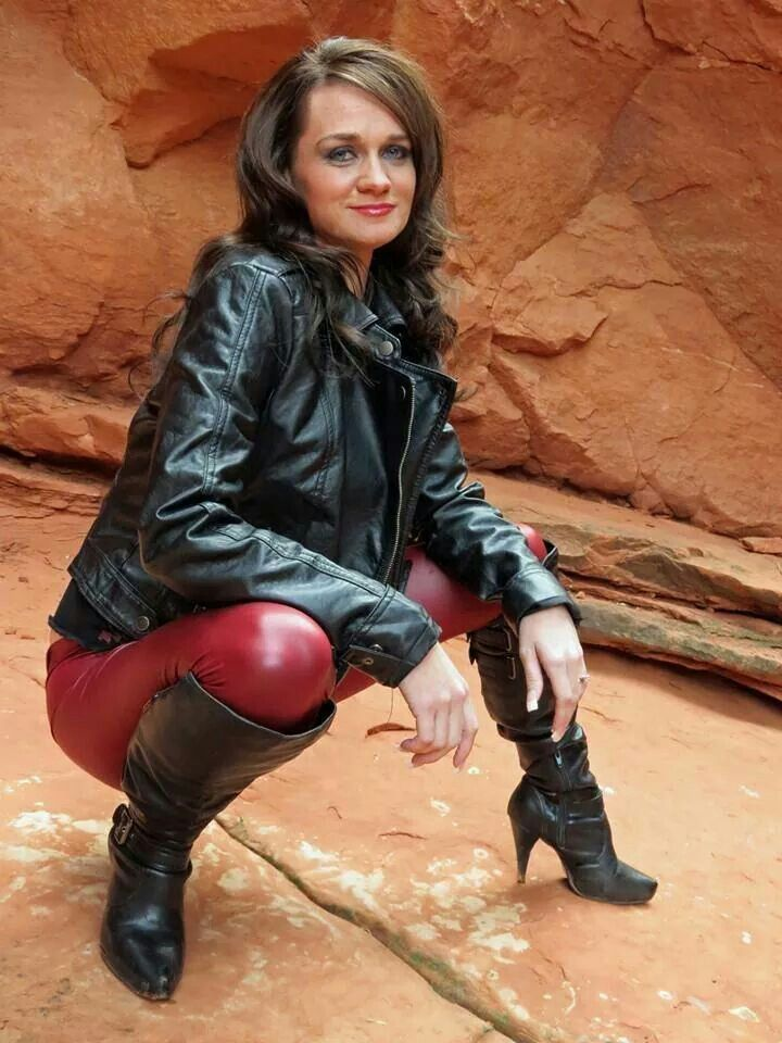 Cool Beautiful Woman Wearing Boots U2014 Stock Photo U00a9 Kizil24 #4441771