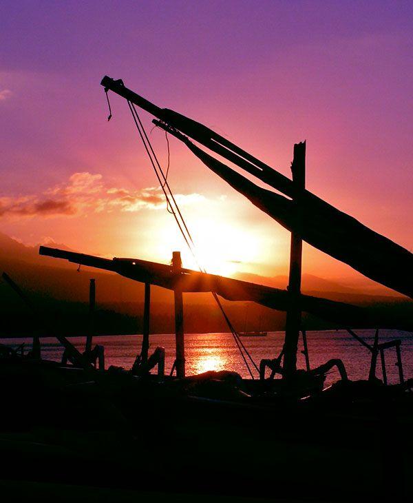 Jemeluk bay, North East Bali