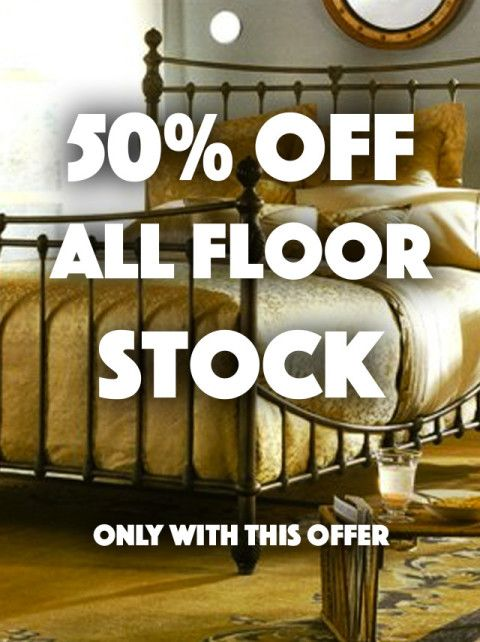 Valentines Furniture & Interiors — 50% OFF ALL FLOOR STOCK! #deal #savings #toronto #furniture #seecows